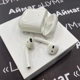 Наушники и Bluetooth-гарнитуры - Apple Airpods 2 Wireless (1), 0