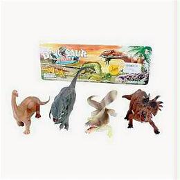 Игровые наборы и фигурки - K147-1 Набор динозавров, 0