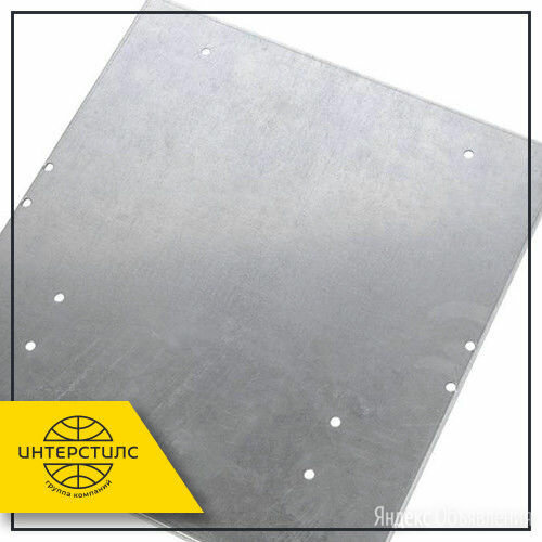 Панель оцинкованная 08кп 1,8 мм ГОСТ 14918-80 по цене 1500₽ - Металлопрокат, фото 0