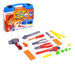 Детские наборы инструментов - Набор инструментов «Мастер на все руки», 0