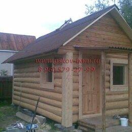 Готовые строения - Сруб бани 3х4 из бревна, 0