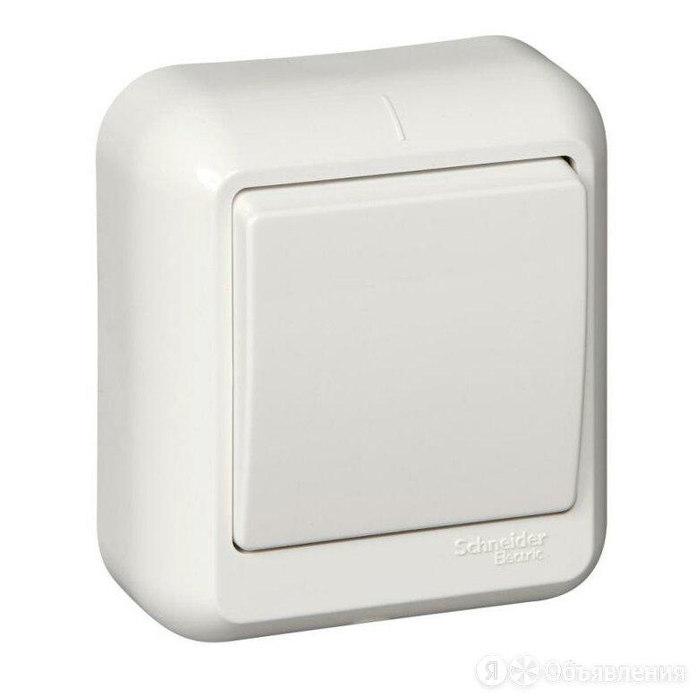 Выключатель 1-кл. ОП Прима 6А IP20 250В бел. (опт. упак.) SchE A16-051-B по цене 82₽ - Электроустановочные изделия, фото 0