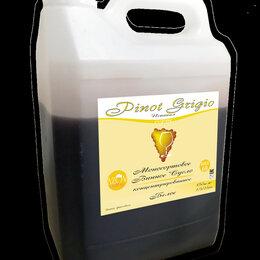 Ингредиенты для приготовления напитков - Винное сортовое сусло Pinot Grigio 5кг., 0