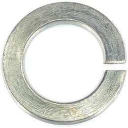 Шайбы и гайки - Оцинкованная пружинная шайба Стройбат 12 мм DIN127 (100 шт.), 0