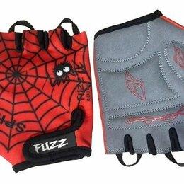 Перчатки и варежки - Перчатки 08-202022 детские лайкра spider красно-черные, 0