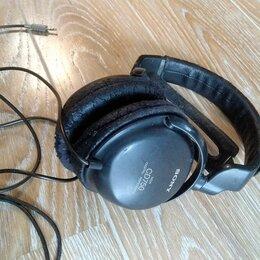 Наушники и Bluetooth-гарнитуры - Наушники Sony MDR-CD 750, 0