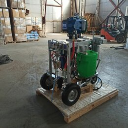 Малярные установки и аксессуары - Окрасочная установка GRACO XP70 2:1, 0