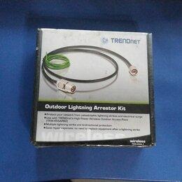 Аксессуары для сетевого оборудования - Грозозащита TEW-ASAL 1, 0