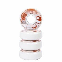 Аксессуары и запчасти - Колеса для роликов (агрессив) Vaporwave 58 мм PILLS WHEELS, 0