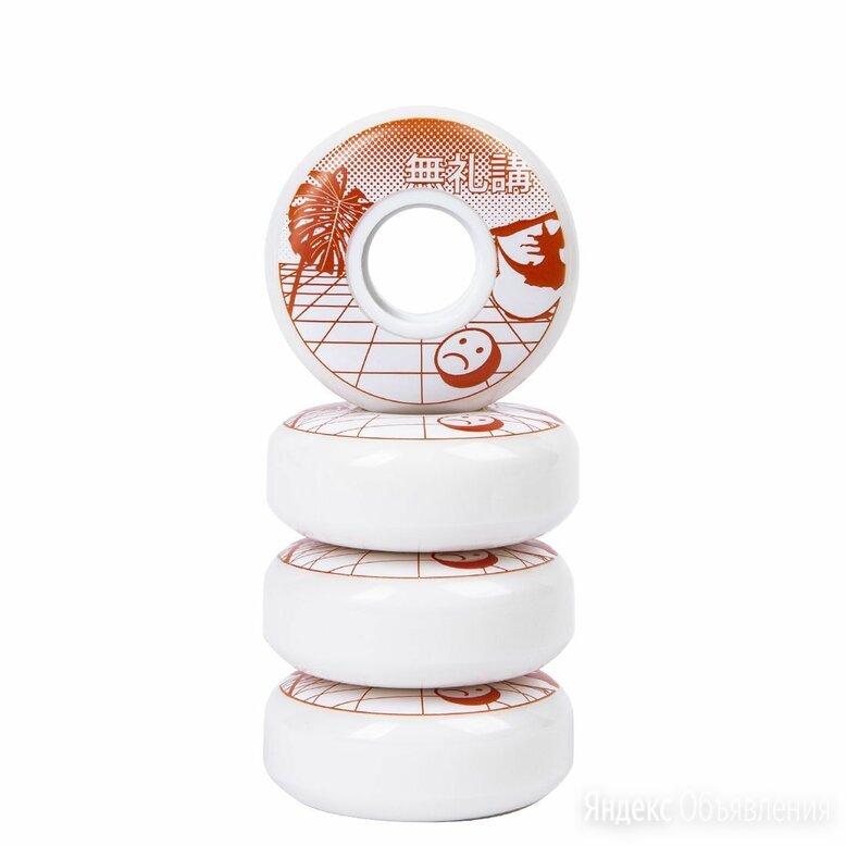 Колеса для роликов (агрессив) Vaporwave 58 мм PILLS WHEELS по цене 2590₽ - Аксессуары и запчасти, фото 0