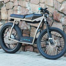 Велосипеды - Электро фэтбайк mars, 0