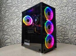 Настольные компьютеры - Игровой компьютер ryzen 5 2600/rx 470/16/ SSD 120, 0