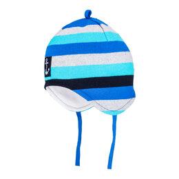 Головные уборы - Весенняя шапка Satila ANCHY для мальчика на завязках, 0