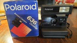 Фотоаппараты моментальной печати - Фотоаппарат Polaroid 636 Closeup, 0