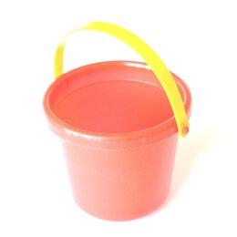 Аксессуары для плавания - Ведёрко для песка в ассортименте 1литр, 0