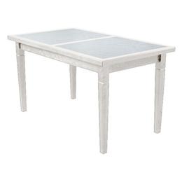 """Столы и столики - Стол """"№6-Р раздвижной"""" Белый, 0"""