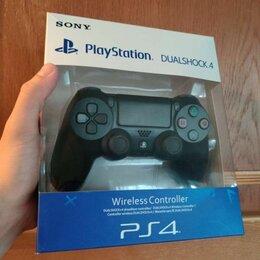Рули, джойстики, геймпады - Геймпад Sony PS4 Dualshock Черный, 0