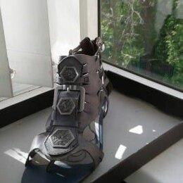 Сандалии - Женские кожаные сандалии Tamaris (40), 0