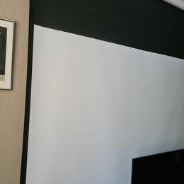 Домашние кинотеатры - Моторизированный экран 92 дюймов для проектора, 0