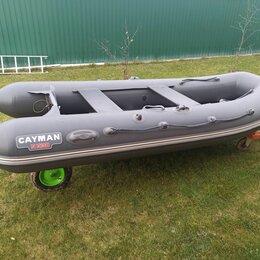 Моторные лодки и катера - Лодка Caiman 330 с мотором Mercury 5лс, 0