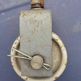 Тележки и тачки - Советские металлические колеса для тележки, 0