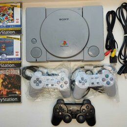 Игровые приставки - Игровая приставка sony playstation 1 (ps one 5190, 0