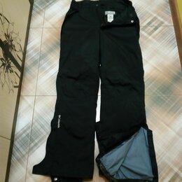 Защита и экипировка - Зимние мужские лыжные штаны Columbia vertex, 0
