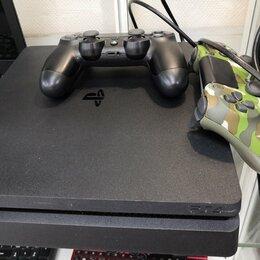 Игровые приставки - Игровая приставка Sony Playstation 4 1TB, 0