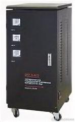 Ресанта ACH-20000/3-ЭМ стабилизатор напряжения по цене 74790₽ - Стабилизаторы напряжения, фото 0