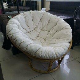 Плетеная мебель - Кресло натуральный ротанг, 0