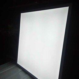 Настенно-потолочные светильники - Led светодиодная панель 595х595мм 40w/220v/6500k ОПАЛ, 0