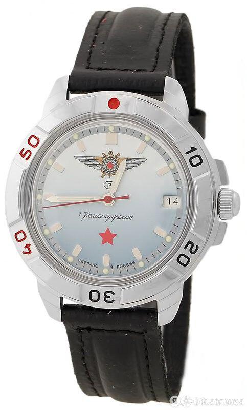 Часы наручные Восток Командирские механические 431290 по цене 2605₽ - Наручные часы, фото 0