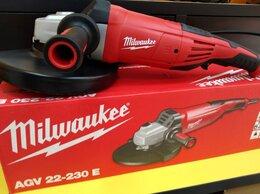 Шлифовальные машины - УШМ Milwaukee AGV 22-230 E, 2200 Вт, 230 мм, 0