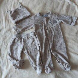 Комплекты - Одежда для новорожденных 3 мес 62 см, 0