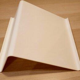 Подставки для мобильных устройств - Ikea isberget подставка для планшета 25x25 см исбергет белая, 0
