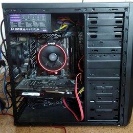 Настольные компьютеры - Топовый пк+игровой монитор+клавиатура+мышка, 0