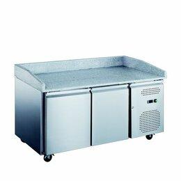 Жарочные и пекарские шкафы - Стол для пиццы Hurakan HKN-PZG2, 0