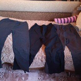 Брюки - Брюки, штаны 3 шт. мужские 44-46 размер, 0