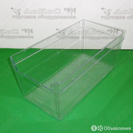 Контейнер для конфет литьевой, цвет прозрачный, 240*480*200мм, ККЛП 240*480*200 по цене 380₽ - Упаковочные материалы, фото 0
