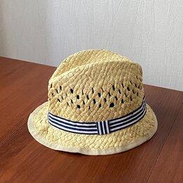 Головные уборы - Детская соломенная шляпа H&M 74 размер, 0