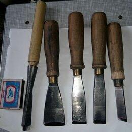 Рукоделие, поделки и сопутствующие товары - Кованные ударные стамески для резьбы по дереву, 0