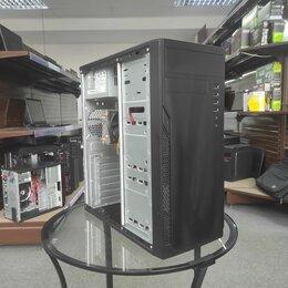 Настольные компьютеры - ПК 4 ядра AMD Fx-4300/8Gb память/SSD диск/500Gb, 0