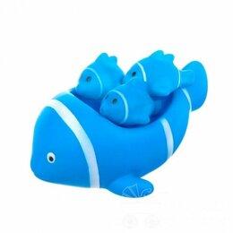 Аквариумные рыбки - 2315042 Н-р д/ванной семейка Рыбки, 0