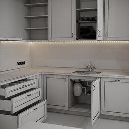 Дизайн, изготовление и реставрация товаров - Как нарисовать угловую кухню, 0