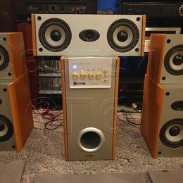 Комплекты акустики - Акустическая система 5.1 sven ihoo-mt5.1r, 0
