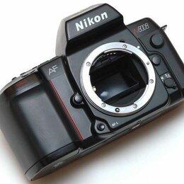 Пленочные фотоаппараты - Nikon F-801, 0