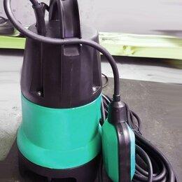 Насосы и комплектующие - Дренажный насос Дренажный насос для откачки грязной воды, 0