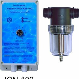 Фильтры, насосы и хлоргенераторы - Ионизатор для бассейна Healthy Pool ION-100, 0
