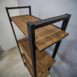 Стеллажи и этажерки - Стеллаж лофт, 0