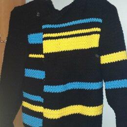Джемперы и толстовки - Разноцветный свитер, 0